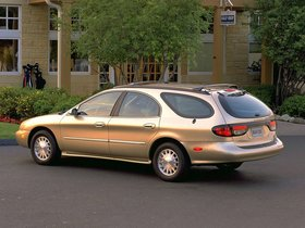 Ver foto 3 de Mercury Sable Station Wagon 1996