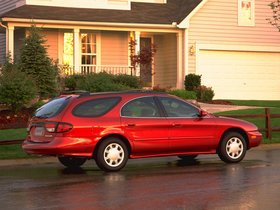 Ver foto 2 de Mercury Sable Station Wagon 1996