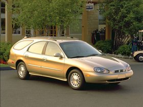 Ver foto 1 de Mercury Sable Station Wagon 1996