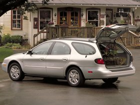 Ver foto 3 de Mercury Sable Wagon 2002
