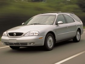Ver foto 2 de Mercury Sable Wagon 2002