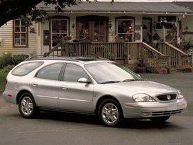 Ver foto 1 de Mercury Sable Wagon 2002