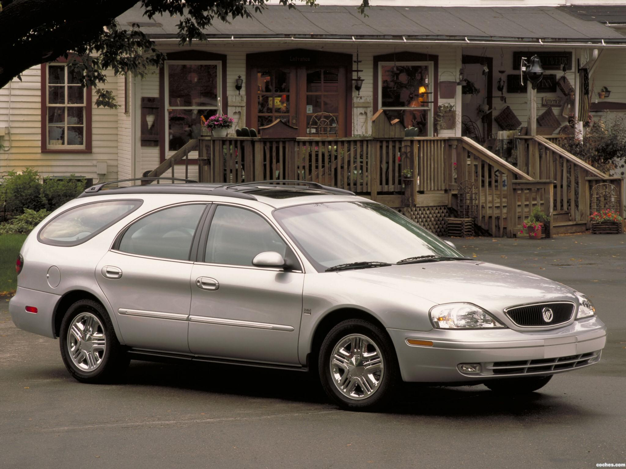 Foto 0 de Mercury Sable Wagon 2002