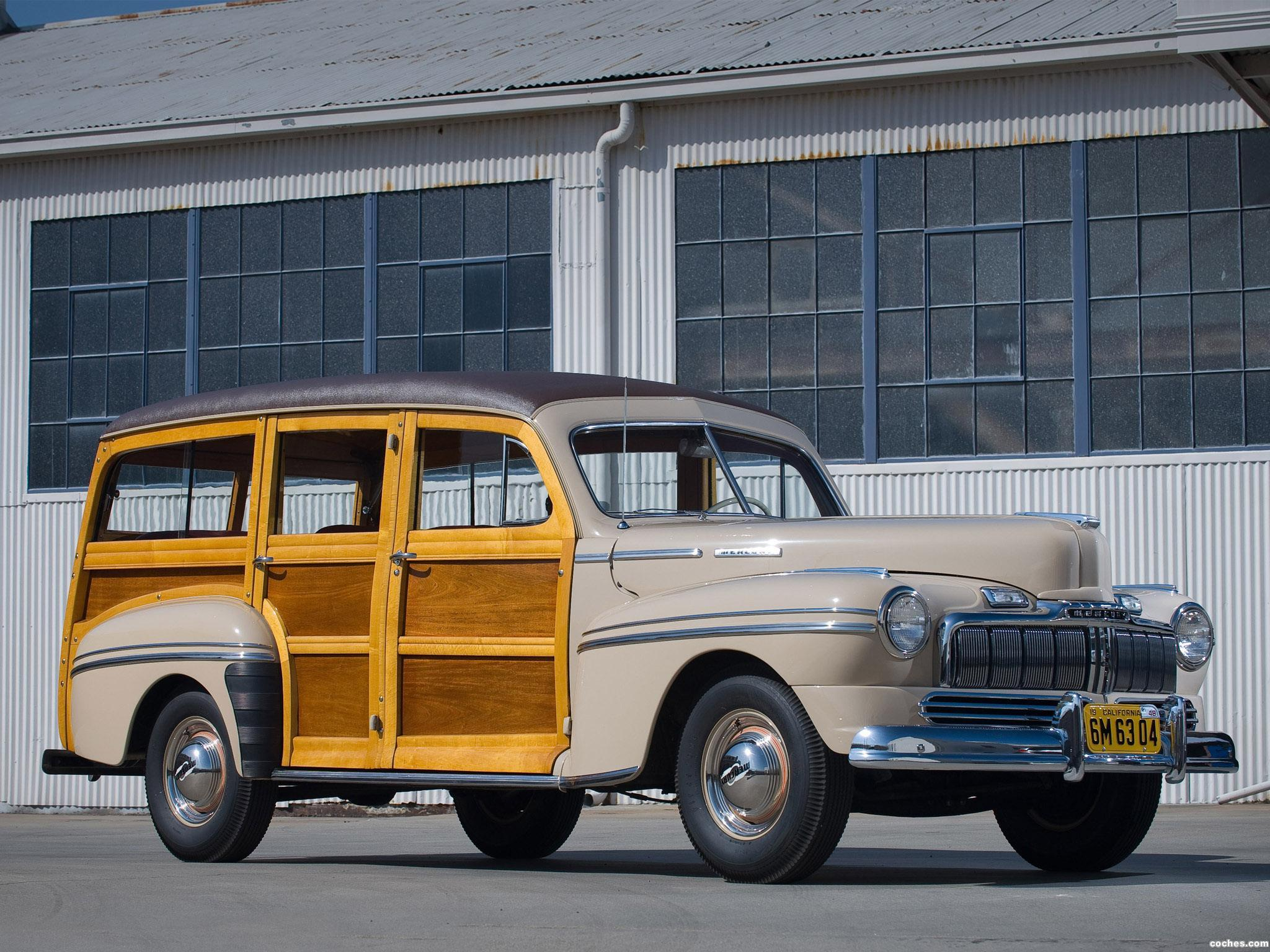 Foto 0 de Mercury Station Wagon 1948