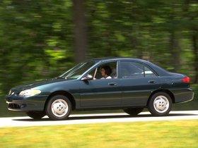 Ver foto 2 de Mercury Tracer 1997