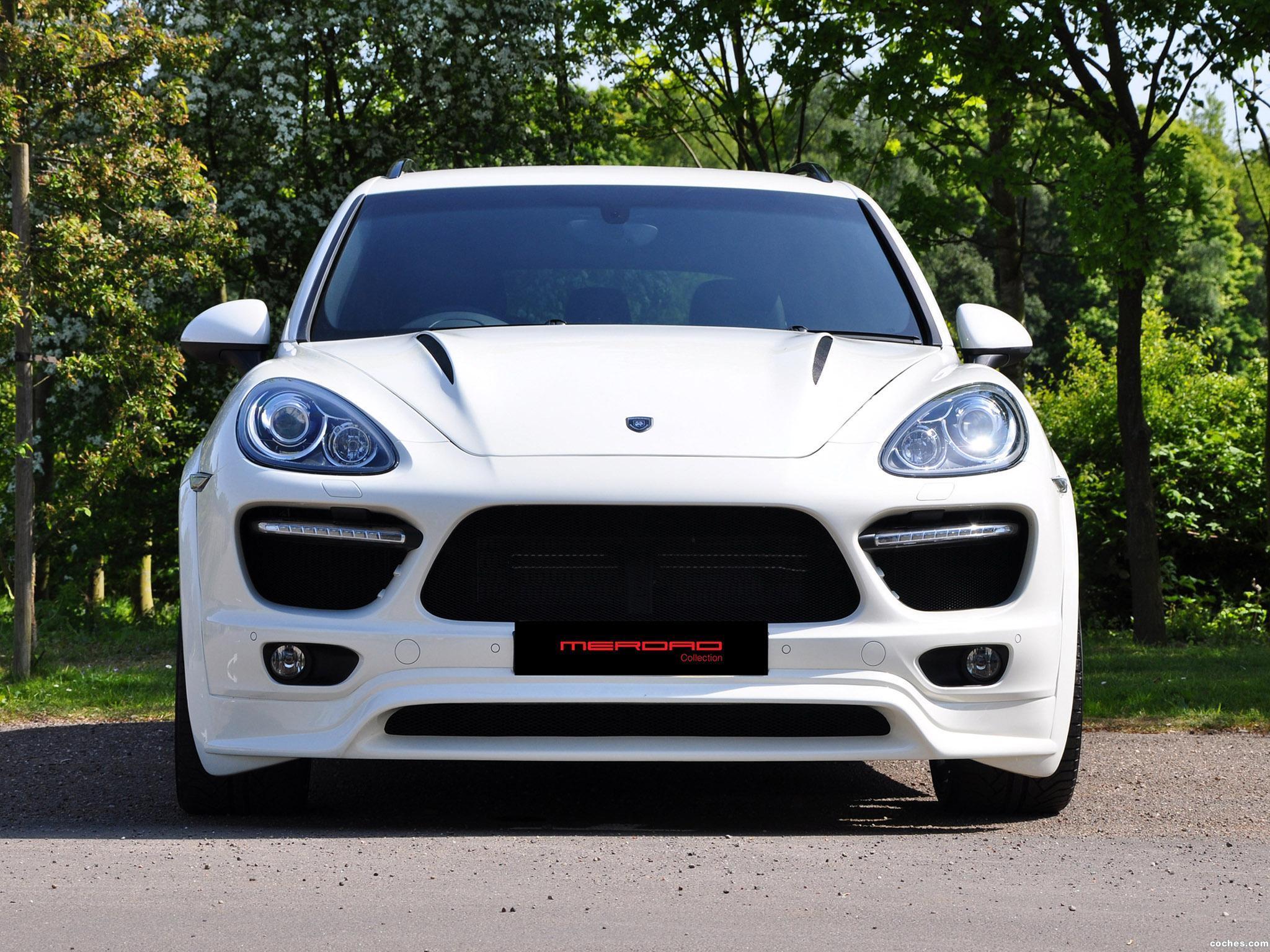 Foto 5 de Merdad Porsche Cayenne 958 2011