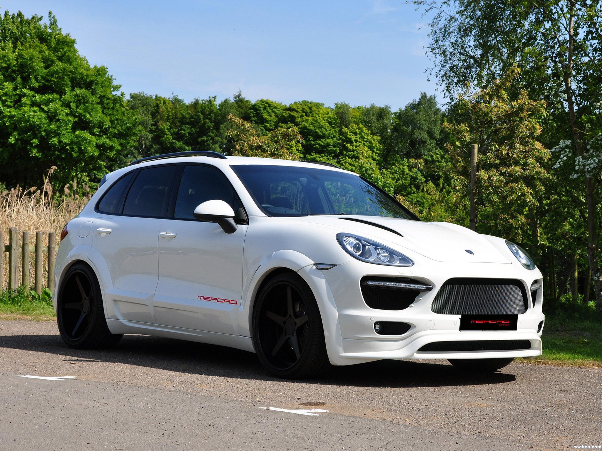 Foto 3 de Merdad Porsche Cayenne 958 2011