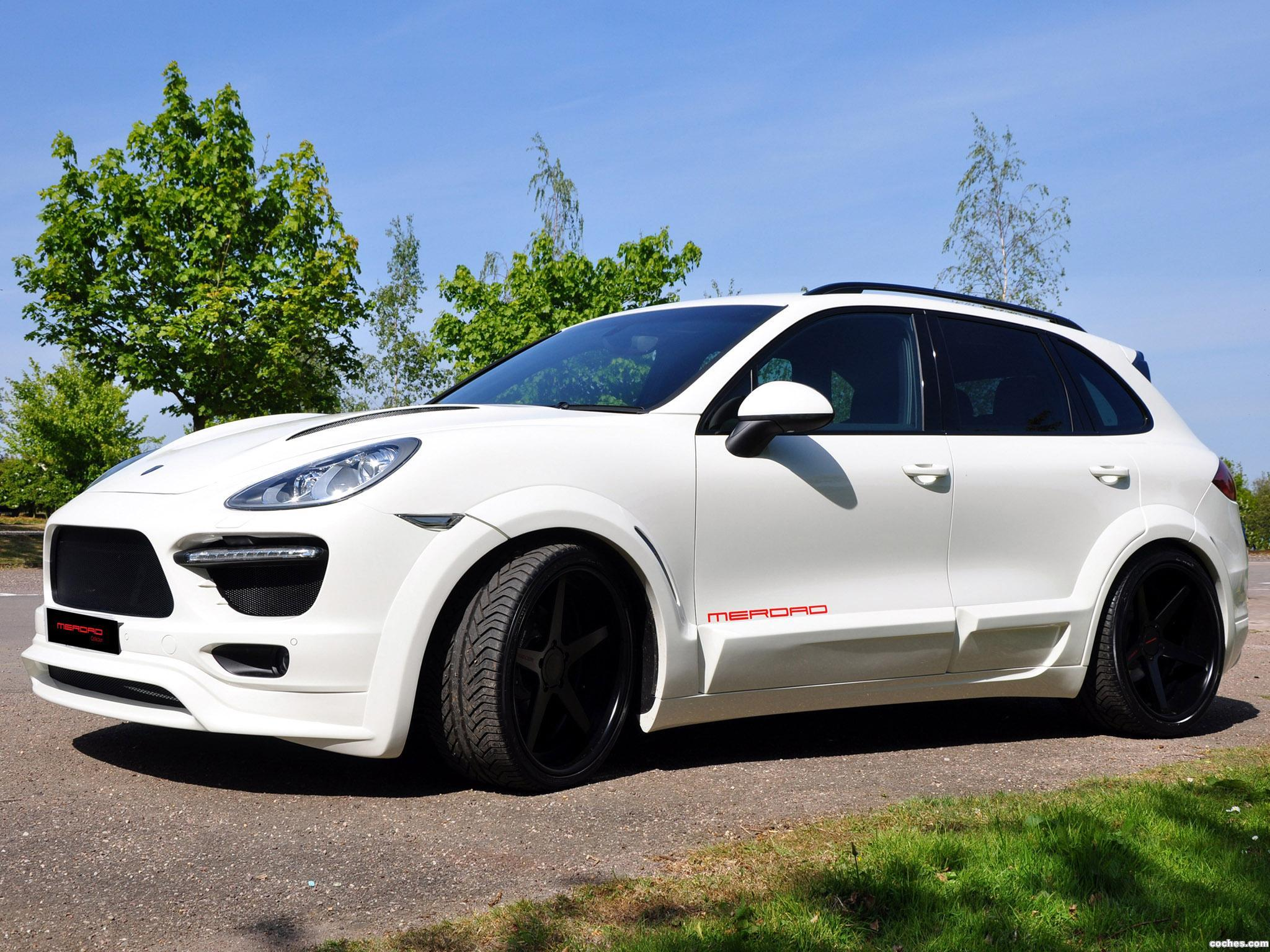 Foto 0 de Merdad Porsche Cayenne 958 2011