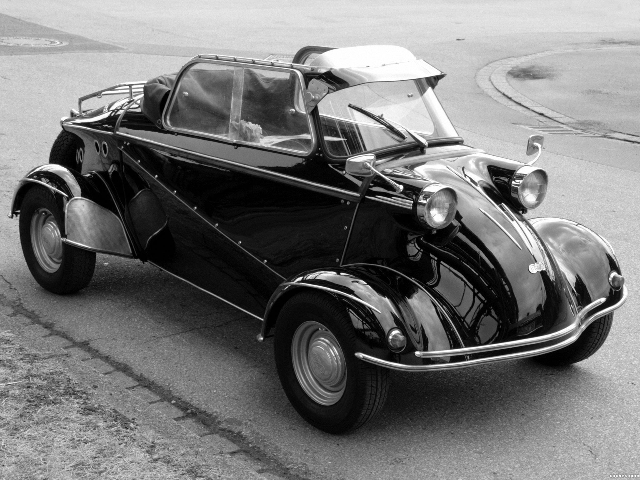 Foto 0 de Messerschmitt FMR TG500 Tiger Cabriolet 1959