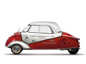 Ver foto 3 de Messerschmitt KR200 Service Car 1962