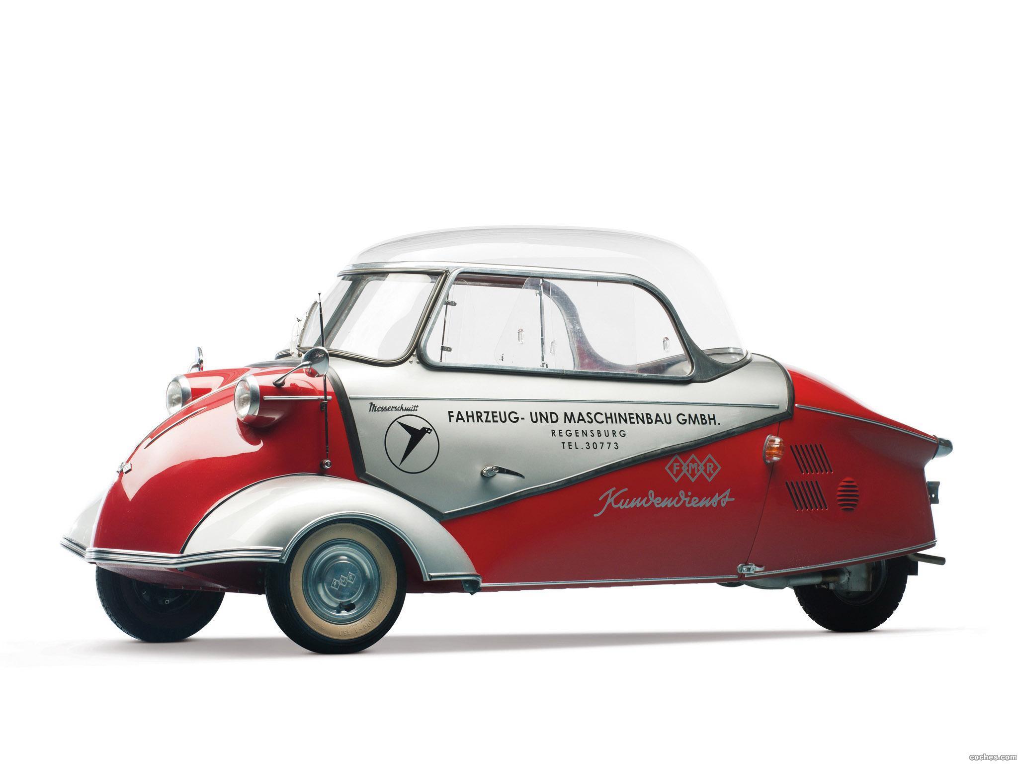 Foto 0 de Messerschmitt KR200 Service Car 1962