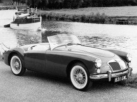 Ver foto 4 de Mg A1500 1955