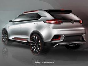 Ver foto 5 de Mg CS Urban SUV Concept 2013