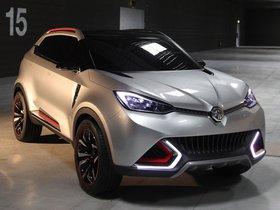 Ver foto 6 de Mg CS Urban SUV Concept 2013