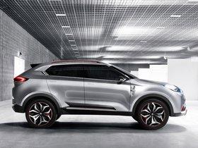 Ver foto 2 de Mg CS Urban SUV Concept 2013