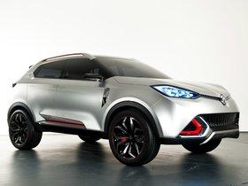 Ver foto 10 de Mg CS Urban SUV Concept 2013