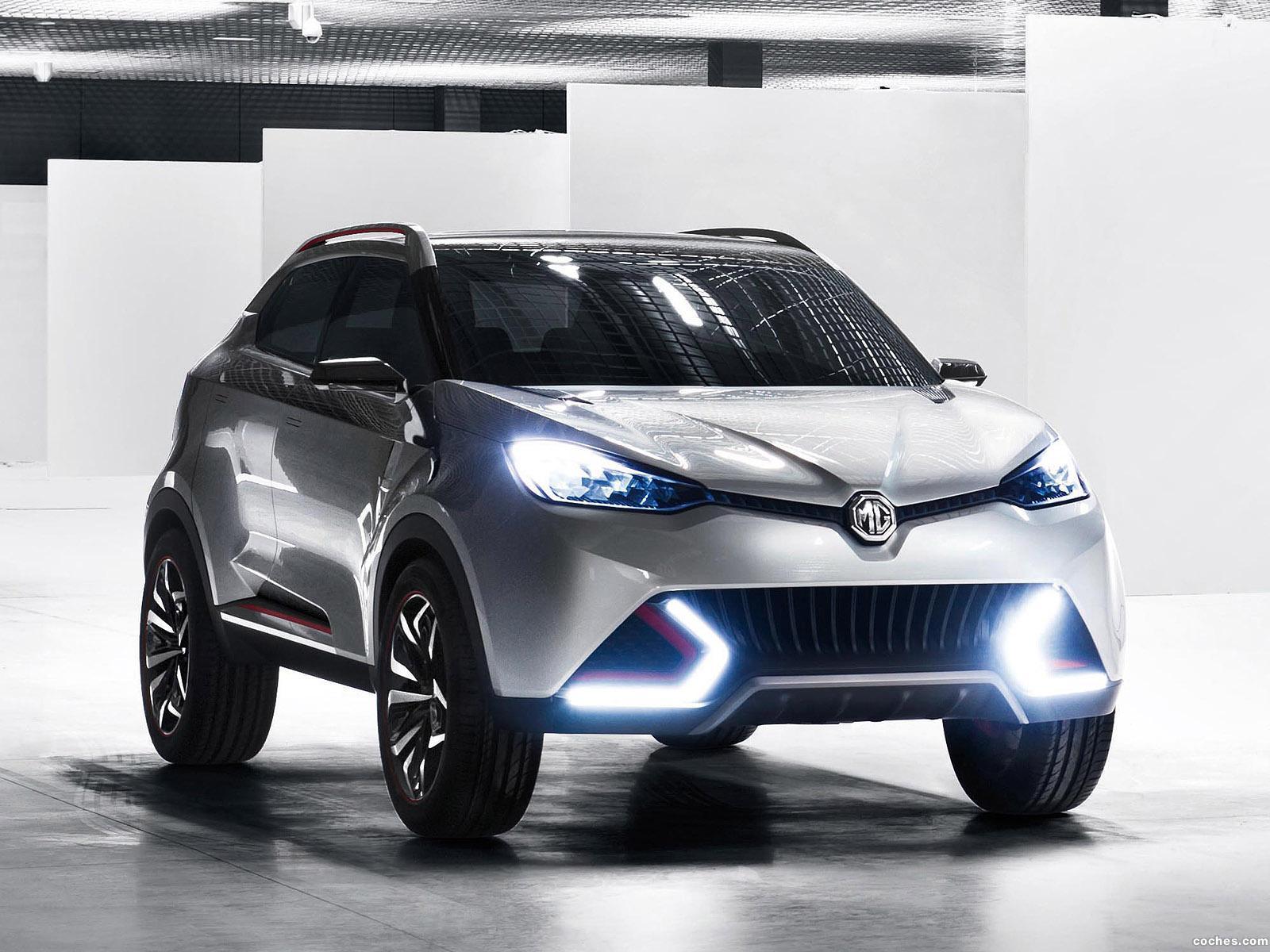 Foto 0 de Mg CS Urban SUV Concept 2013