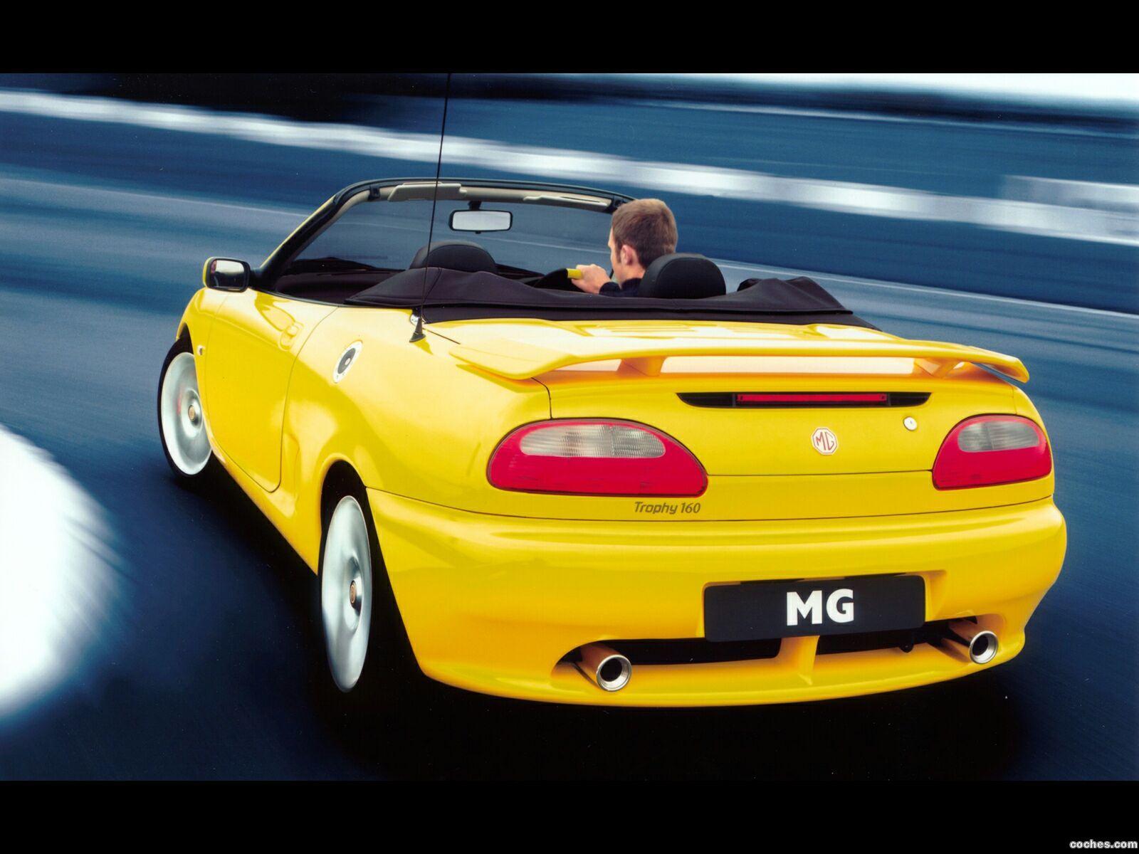 Foto 11 de Mg MGF 1999