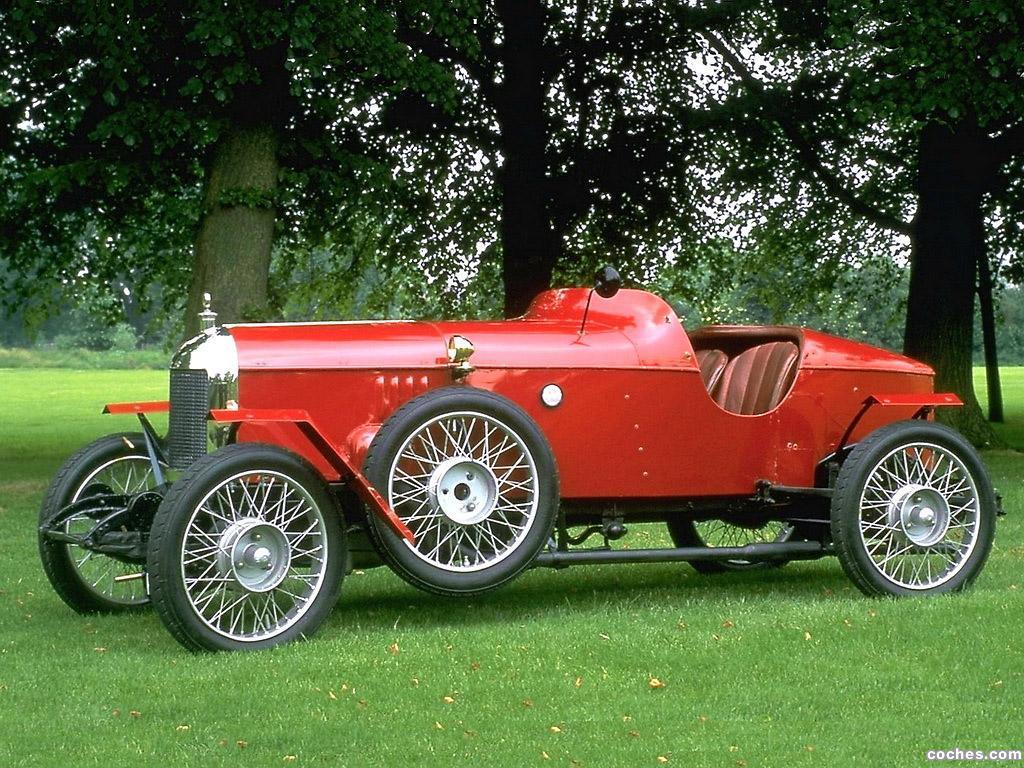 Foto 0 de Mg Old Number One 1925