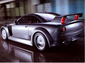 Ver foto 10 de Mg X Power SV Concept 2002