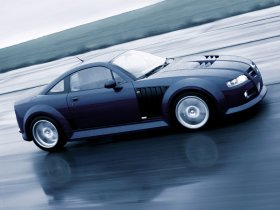 Ver foto 1 de Mg X Power SV Concept 2002