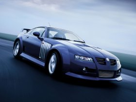 Ver foto 4 de Mg X Power SV Concept 2002