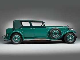 Ver foto 3 de Minerva 8AL Rollston Convertible Sedan 1931