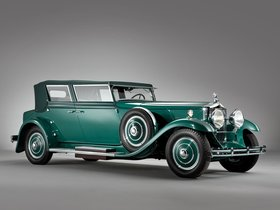 Ver foto 2 de Minerva 8AL Rollston Convertible Sedan 1931