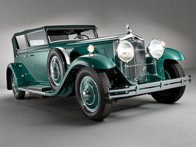 Ver foto 1 de Minerva 8AL Rollston Convertible Sedan 1931