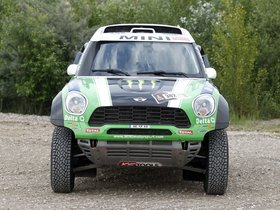 Ver foto 5 de Mini Countryman ALL4 Racing R60 2011