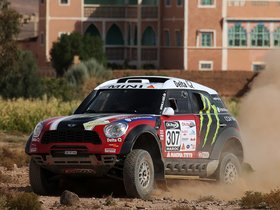 Ver foto 2 de Mini Countryman ALL4 Racing R60 2011