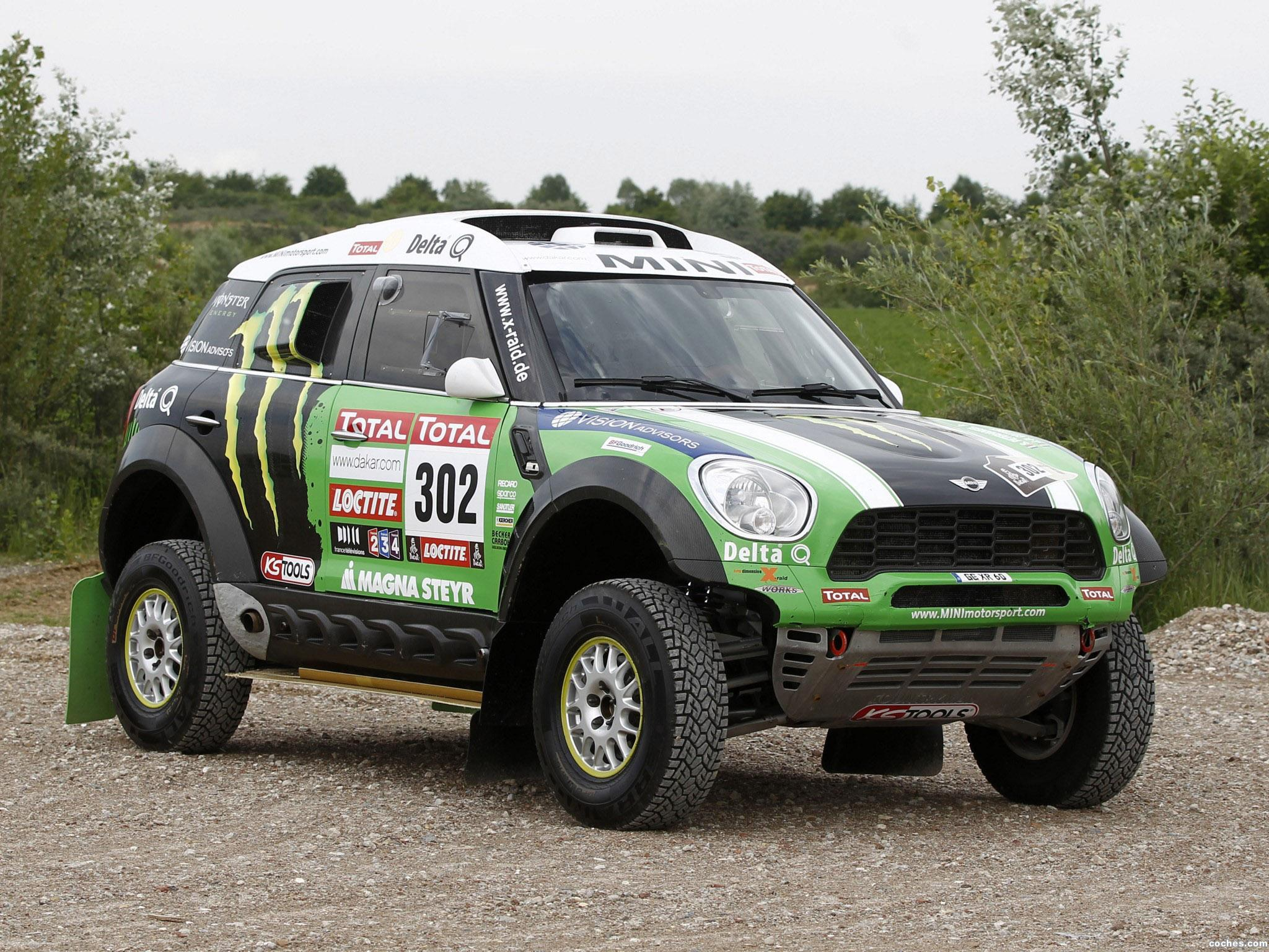 Foto 0 de Mini Countryman ALL4 Racing R60 2011