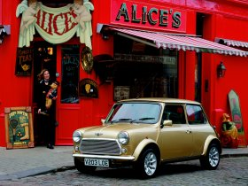 Ver foto 9 de Mini Classic Cooper Final Edition Knightsbridge 2000