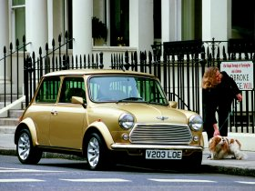 Ver foto 8 de Mini Classic Cooper Final Edition Knightsbridge 2000