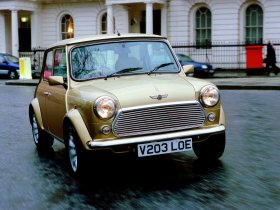 Ver foto 7 de Mini Classic Cooper Final Edition Knightsbridge 2000