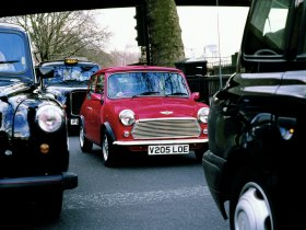 Ver foto 5 de Mini Classic Cooper Final Edition Knightsbridge 2000