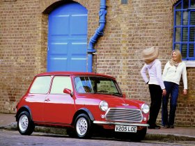 Ver foto 4 de Mini Classic Cooper Final Edition Knightsbridge 2000