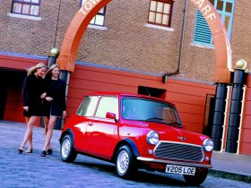 Ver foto 2 de Mini Classic Cooper Final Edition Knightsbridge 2000
