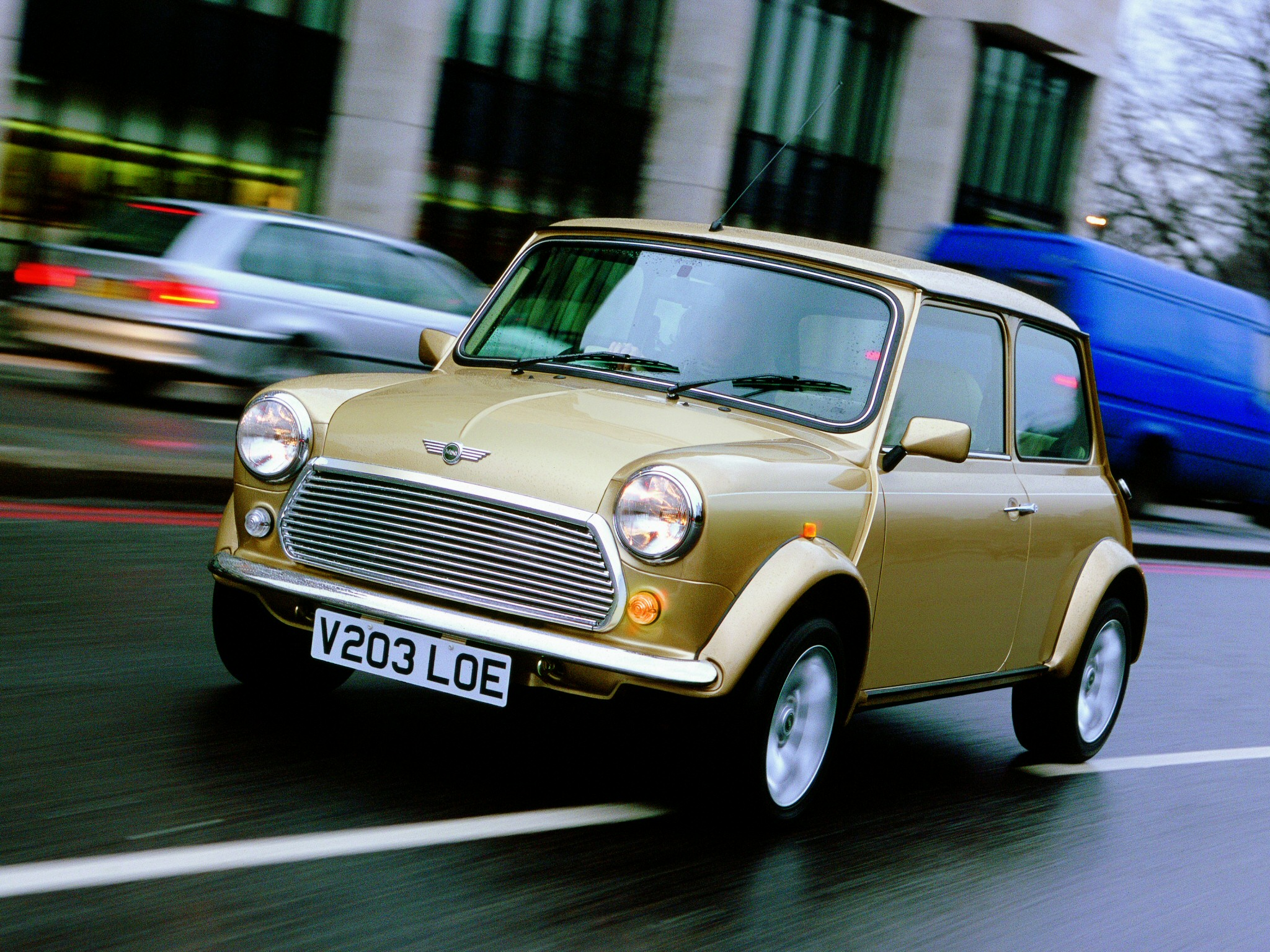 Foto 0 de Mini Classic Cooper Final Edition Knightsbridge 2000