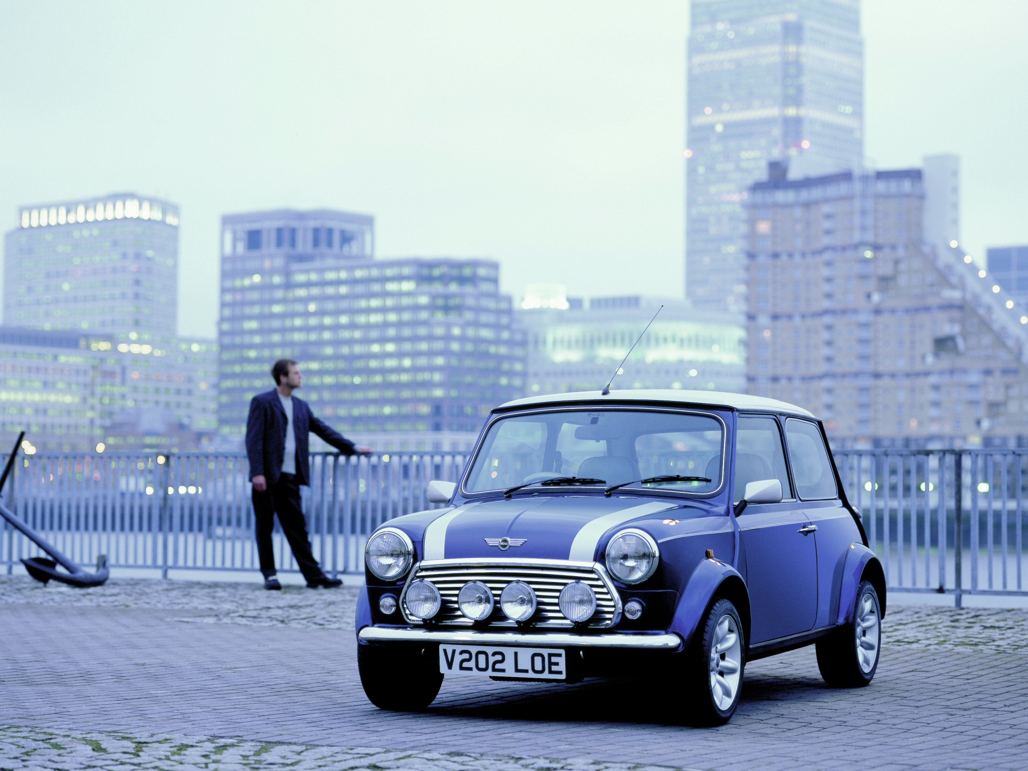 Foto 7 de Mini Classic Cooper S 2000