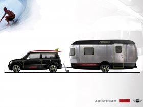 Ver foto 7 de Mini Clubman Cooper S and Airstream Concept 2009