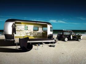 Ver foto 3 de Mini Clubman Cooper S and Airstream Concept 2009