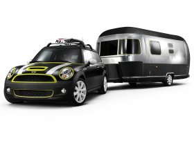 Fotos de Mini Clubman Cooper S and Airstream Concept 2009