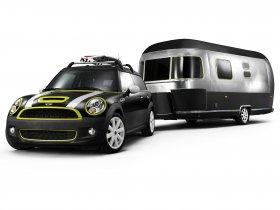 Ver foto 1 de Mini Clubman Cooper S and Airstream Concept 2009