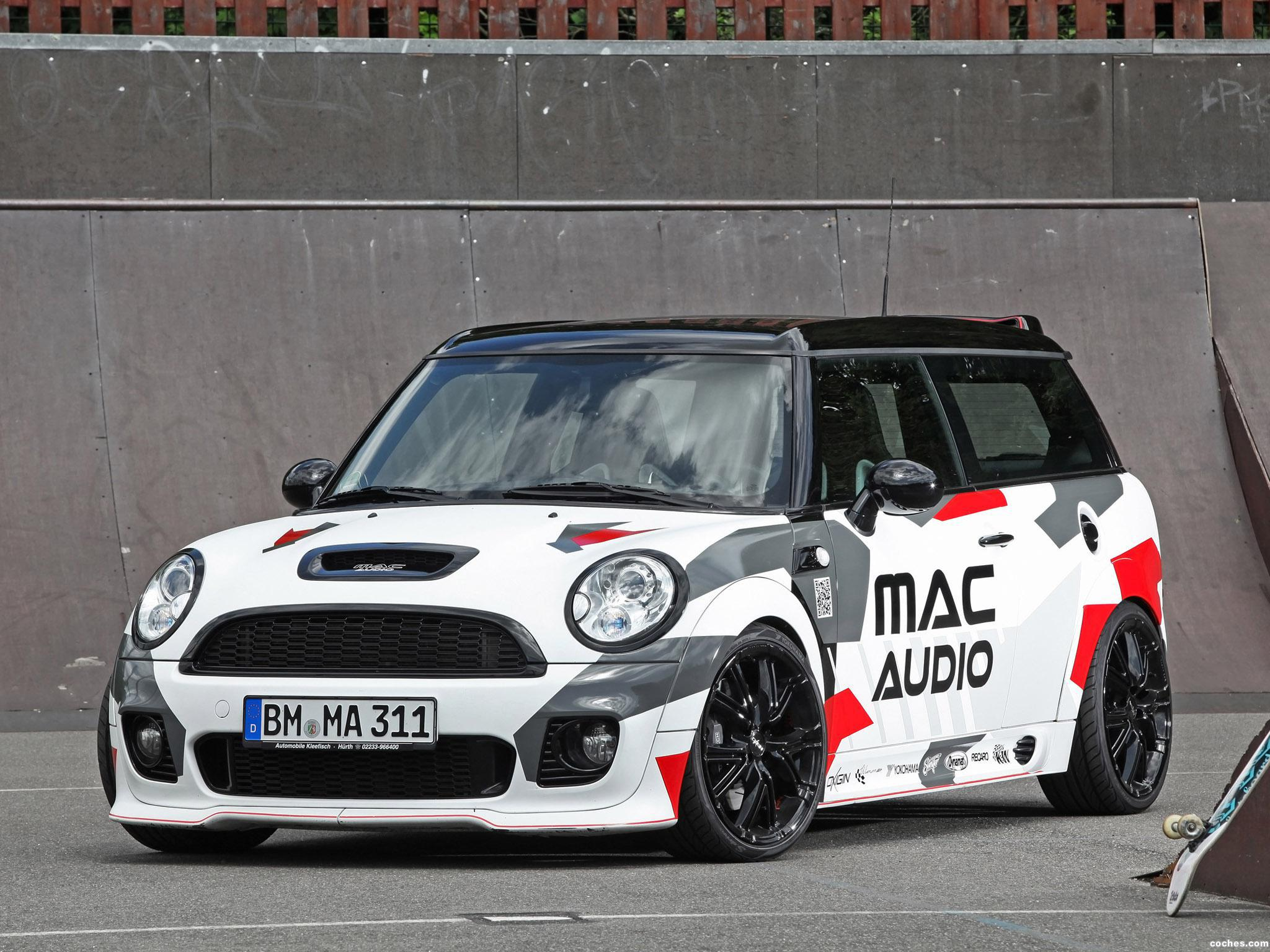 Foto 0 de Mini Clubman S Mac Audio 2015