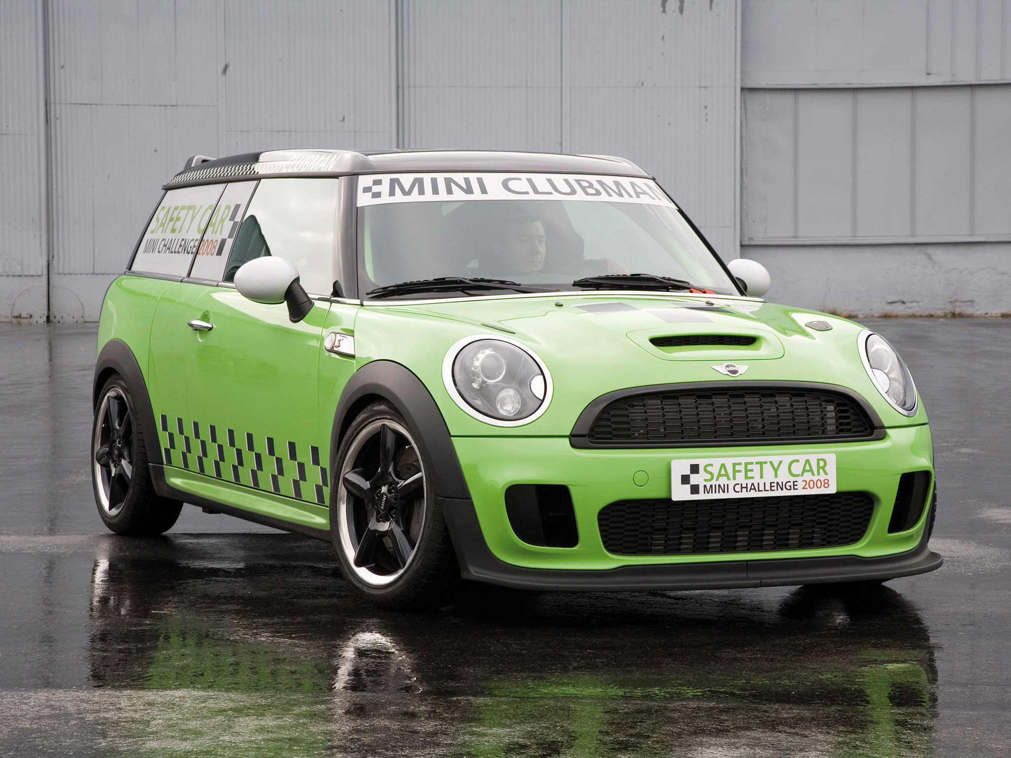 Foto 0 de Mini Clubman Safety Car 2008