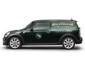 Ver foto 2 de Mini Clubvan Concept 2012