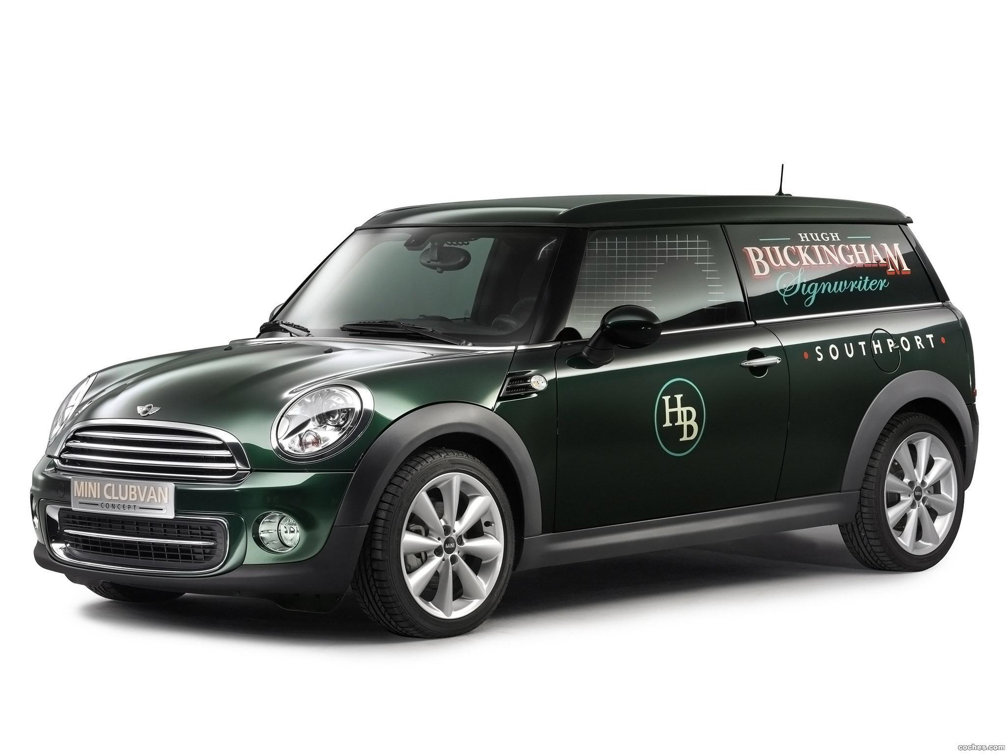 Foto 0 de Mini Clubvan Concept 2012