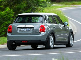 Ver foto 2 de Mini Cooper 5 puertas F56 Australia 2014