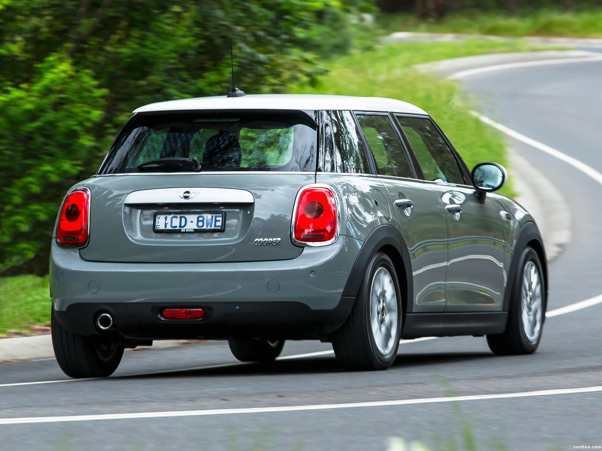 Fotos de mini cooper 5 puertas f56 australia 2014 foto 1 for Mini cooper 5 puertas segunda mano